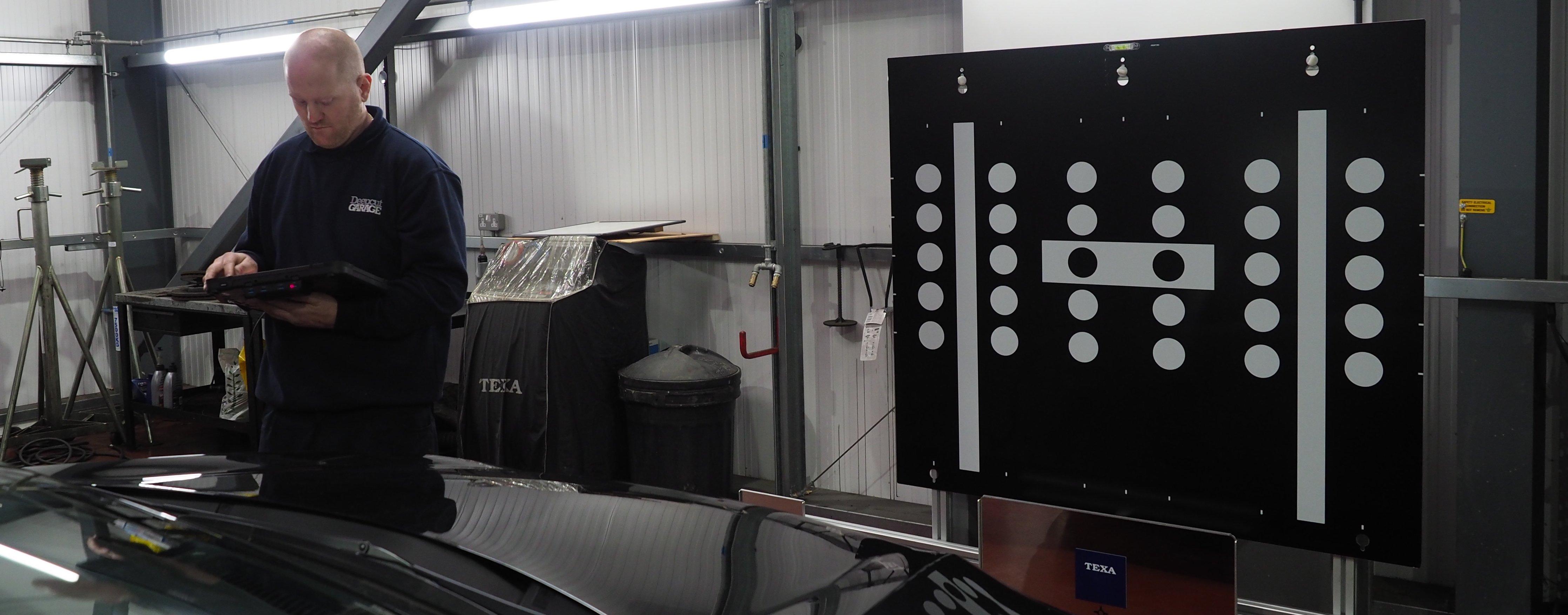 Deepcut Garage ADAS